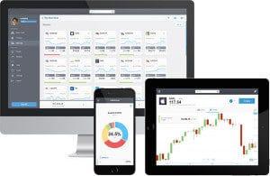 eToro piattaforme di trading