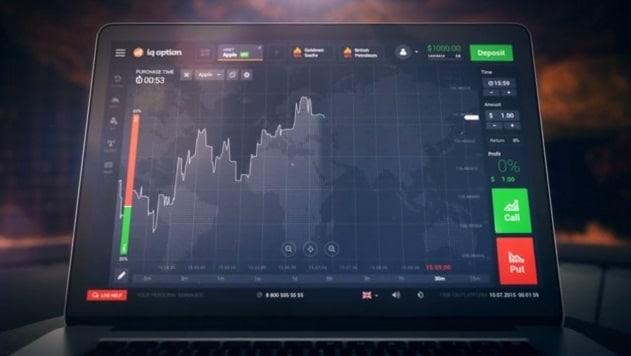 IqOption: piattaforme di trading
