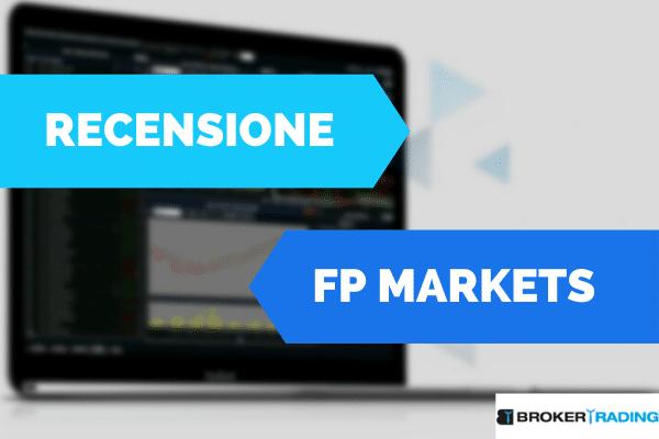 fp markets opinioni e recensione completa con guida all'utilizzo