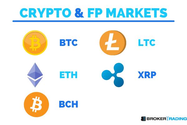 criptovalute disponibili su fp markets