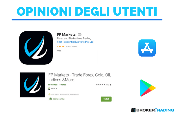 recensioni fp markets android apple store